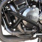 Sturz-Bügel Fehling Yamaha FZS 600/ S Fazer 98-03 schwarz