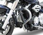 Sturz-Bügel Fehling Yamaha XVS 950A Midnight Star 09-16 silber Pic:1
