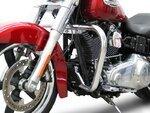 Sturz-Bügel Fehling für Harley Davidson Dyna Switchback (FLD) 12-16 eckig