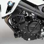 Crashbar Fehling BMW F 800 R 09-13 black