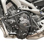 Sturzbügel Fehling Yamaha MT-09 Tracer 15-17 schwarz