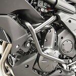 Sturz-Bügel Fehling Kawasaki Versys 650 15-18 schwarz