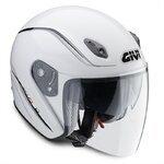 Jet-Helm GIVI 20.6 FIBER weiß - XS
