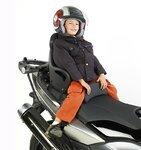 Motorrad Kindersitz Givi S650 schwarz