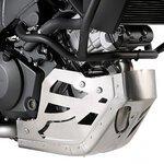 Motor-Schutz Givi Suzuki V-Strom 1000 14-17 silber