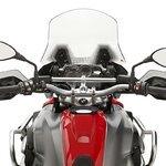 Motorrad Navi Gerätehalter Suzuki Bandit 650 05-14 Givi Smart Bar S900A + 05skit Pic:1