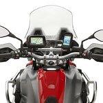 Motorrad Navi Gerätehalter Suzuki Bandit 650 05-14 Givi Smart Bar S900A + 05skit Pic:2