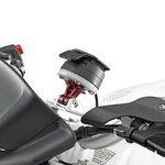 Motorrad Navi Gerätehalter Set 1 für TomTom Rider Yamaha MT-10 2016 Pic:5