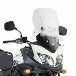 Motorrad Windschutzscheibe Suzuki V-Strom 650 12-16 Givi Airflow verstellbar