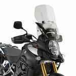 Motorrad Windschutzscheibe Suzuki V-Strom 1000 14-17 Givi Airflow verstellbar