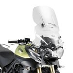 Windshield Touring Givi Airflow Kawasaki Versys 1000 12-13 clear