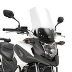 Windshield Touring Givi for Honda NC 700 X 12-13 clear