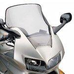 Motorrad Windschutzscheibe Honda VFR 800 F 98-01 Givi Spoiler getönt