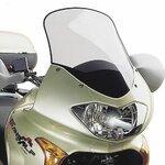 Motorrad Windschutzscheibe Honda Transalp XL 650 V 00-07 Givi Spoiler getönt