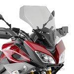 Motorrad Windschutzscheibe Yamaha MT-09 Tracer 15-17 Givi Spoiler getönt