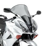Windshield Touring Givi for Honda VFR 800 VTEC 01-13 light smoke