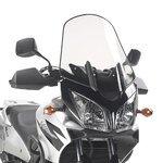 Motorrad Windschutzscheibe Suzuki V-Strom 1000 02-07 Givi Spoiler transparent