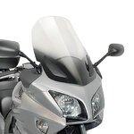 Motorrad Windschutzscheibe Honda CBF 600 S 04-12 Givi Spoiler transparent