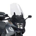 Motorrad Windschutzscheibe Honda Deauville NT 700 V 06-12 Givi Spoiler transparent