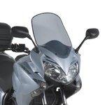Motorrad Windschutzscheibe Honda Varadero 125 07-14 Givi Spoiler getönt