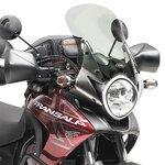 Motorrad Windschutzscheibe Honda Transalp XL 700 V 08-13 Givi Spoiler getönt