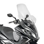 Motorrad Windschutzscheibe Kymco New Downtown 350i 15-16 Givi transparent