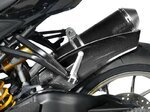 Rear Hugger Ducati Streetfighter 848/ S 09-13 Carbon Ilmberger