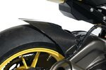 Rear Hugger w/ Chain Guard BMW S 1000 RR/ w/o ABS 09-13 Carbon Ilmberger