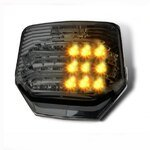 LED-tail-light + indicators Honda CB 1300/S 03-13 light smoke