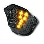 Fanale posteriore a LED + frecce Yamaha XJ6/ Diversion/ Diversion F 09-14 fume