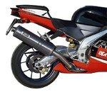 Auspuff Mivv Oval Aprilia RSV 1000 Mille 98-03 Titan