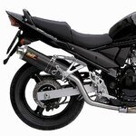 Exhaust MIVV Sport Oval Suzuki Bandit 650/ S 05-06 carbon (High level)