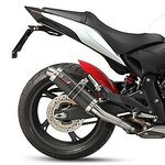 exhaust Mivv GP Honda CBR 600 F 11-13 Carbon