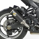 Exhaust LeoVince One Evo2 Kawaski Z 1000 10-13 carbon