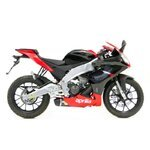 Exhaust LeoVince One Evo2 Aprilia RS4 125 11-13 carbon