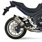 Exhaust MIVV Sport Suono Triumph Tiger 1050 07-12 Stainless steel/carbon