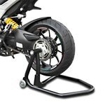 Rear Paddock Stand Pro Honda CB 1000 R 08-14 single sided swing arm black