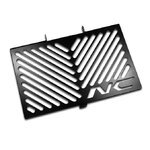 Radiator Covers Honda NC 700 S/X 12-13 logo black
