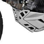 Motor-Schutz Ducati Multistrada 1200 10-17 silber