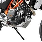Motor-Schutz KTM 690 SMC/ R 08-16 silber