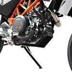 Motor-Schutz KTM 690 SMC/ R 08-17 schwarz