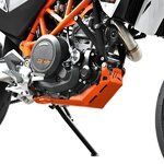 Motor-Schutz KTM 690 SMC/ R 08-16 orange