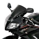 Standardscheibe MRA Suzuki SV 650/1000 S 03-08 schwarz
