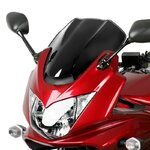 Standardscheibe MRA Suzuki Bandit 650 S 05-08/ 1200 S 2006/ 1250 S 07-14 schwarz