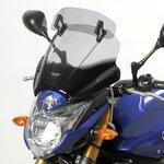 MRA Vario-Touring-Screen für Nakedbikes inkl. Haltesatz rauchgrau