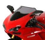 Standardscheibe MRA Ducati 848 08-10/ 848 Evo 11-13/ 1098 07-08/ 1198 09-11 rauchgrau
