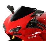 Standardscheibe MRA Ducati 848 08-10/ 848 Evo 11-13/ 1098 07-08/ 1198 09-11 schwarz