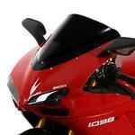 Racingscheibe MRA Ducati 848 Evo 11-13 schwarz