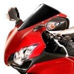 Standardscheibe MRA Honda CBR 1000 RR Fireblade 08-11 schwarz