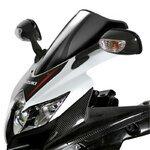 Standardscheibe MRA Suzuki GSX-R 600/ 750 08-10 schwarz